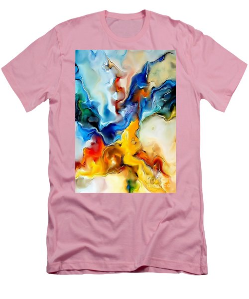 Abstraction 599-11-13 Marucii Men's T-Shirt (Athletic Fit)