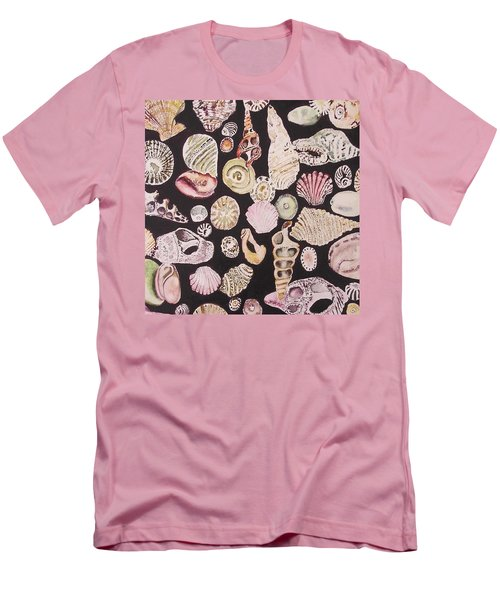 Shells By C . 1.3 Men's T-Shirt (Athletic Fit)
