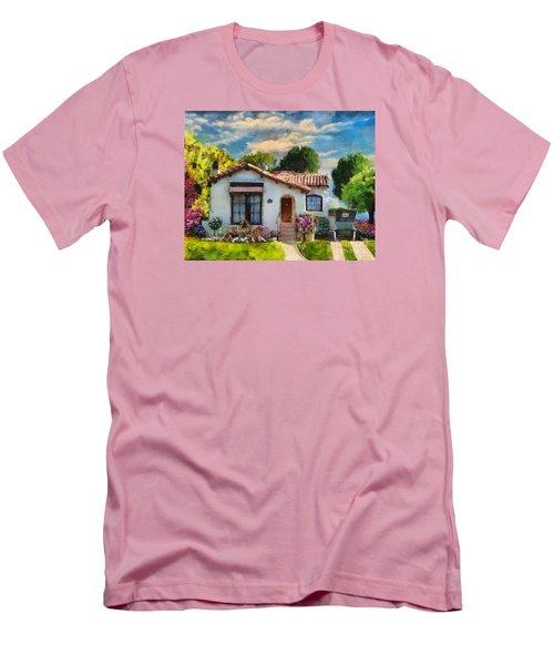 Alameda 1932  Spanish Beauty Men's T-Shirt (Athletic Fit)