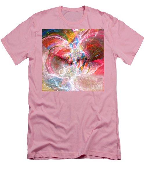 Metamorphosis  Men's T-Shirt (Slim Fit) by Margie Chapman