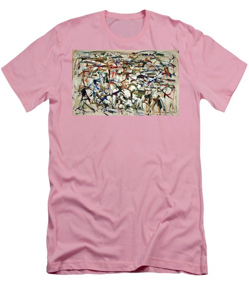 Mitchell's Piano Mecanique Men's T-Shirt (Slim Fit)