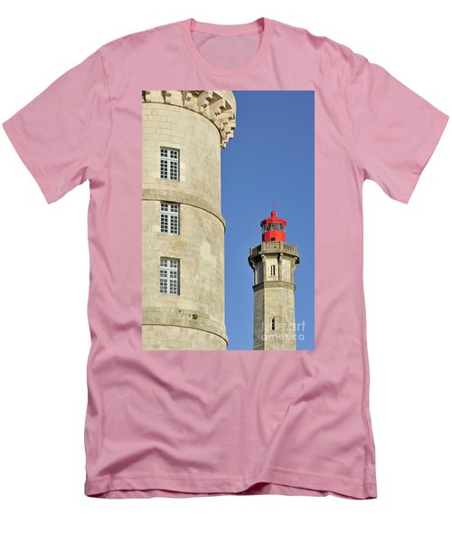 Men's T-Shirt (Slim Fit) featuring the photograph 130109p105 by Arterra Picture Library