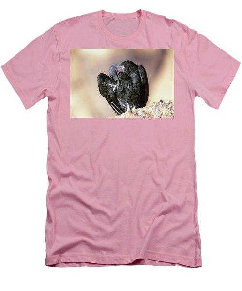 California Condor Men's T-Shirt (Athletic Fit)