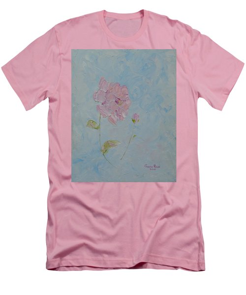 A Mother's Love Men's T-Shirt (Slim Fit) by Judith Rhue