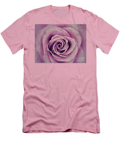A Sugared Rose Men's T-Shirt (Athletic Fit)