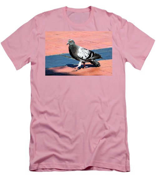 A Walk In The Square Men's T-Shirt (Athletic Fit)