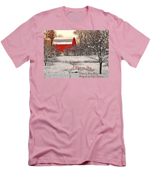 A Wintering Story Men's T-Shirt (Athletic Fit)
