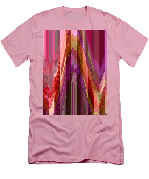 Autumn Leaves 1 - Abstract Autumn Leaves - Photography Men's T-Shirt (Athletic Fit)