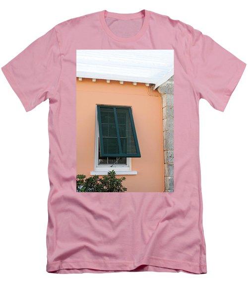 Bermuda Shutters Men's T-Shirt (Athletic Fit)