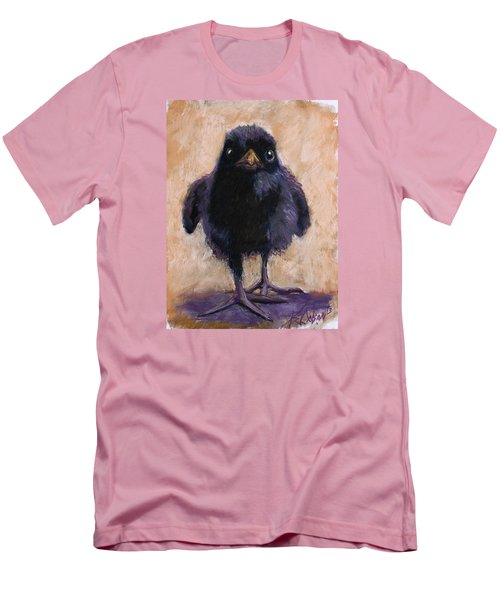 Big Foot Men's T-Shirt (Slim Fit) by Billie Colson