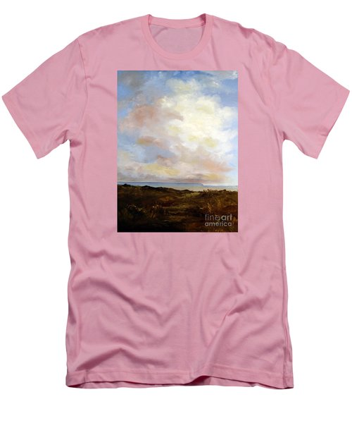 Big Sky Country Men's T-Shirt (Slim Fit) by Lee Piper