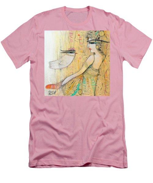 Blanche Men's T-Shirt (Athletic Fit)