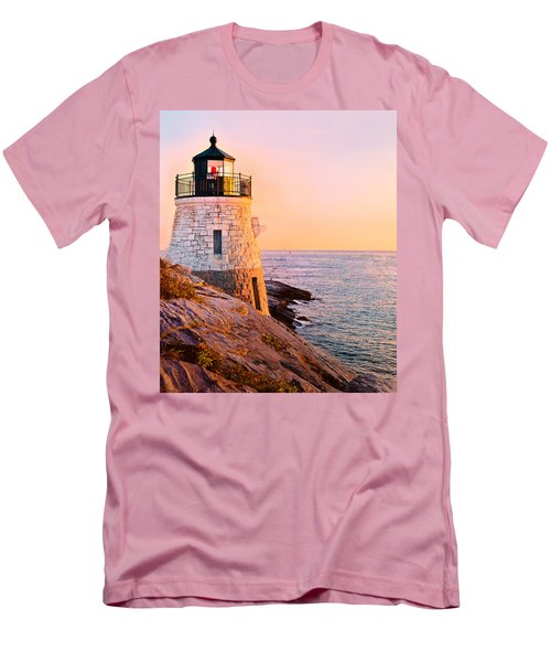 Castle Hill Light 3 Men's T-Shirt (Athletic Fit)