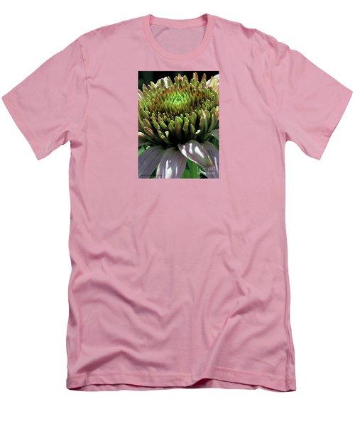 Men's T-Shirt (Slim Fit) featuring the photograph Circle Of Friends by Jean OKeeffe Macro Abundance Art