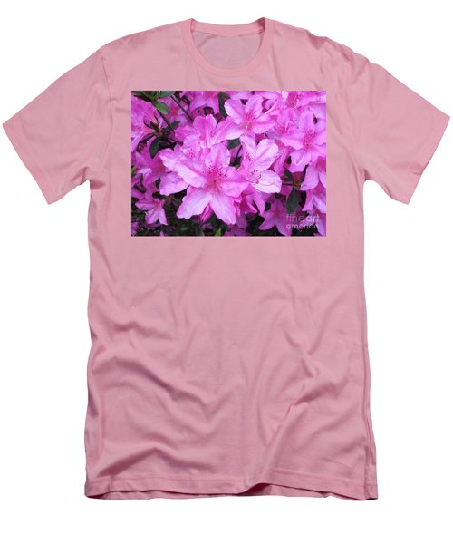 Azaleas Men's T-Shirt (Athletic Fit)