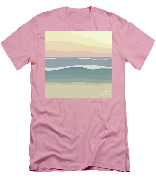 Coast Men's T-Shirt (Slim Fit) by Henry Manning