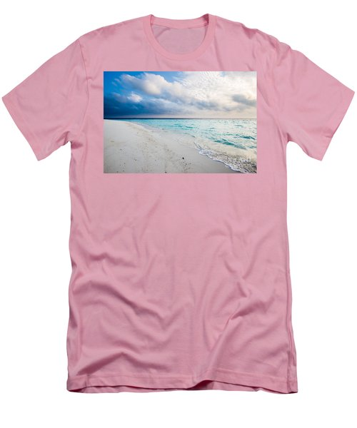 Colors Of Paradise Men's T-Shirt (Athletic Fit)