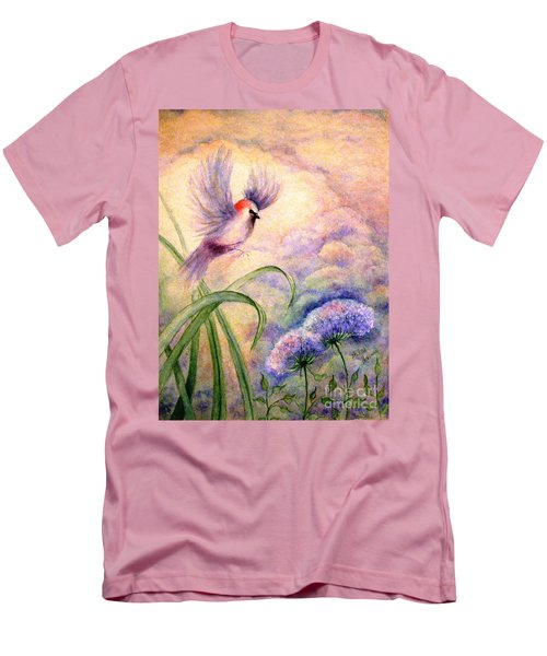 Coming To Rest Men's T-Shirt (Slim Fit) by Hazel Holland