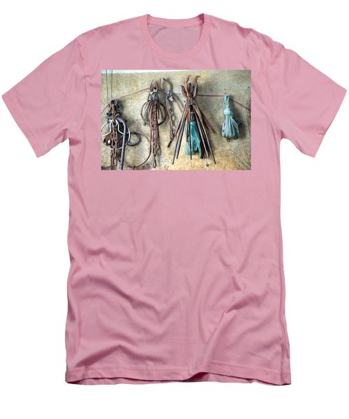Coppersmith Tools Men's T-Shirt (Slim Fit) by Debi Demetrion