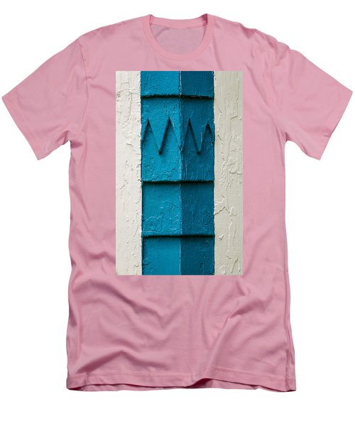 Corner Detail Men's T-Shirt (Slim Fit)
