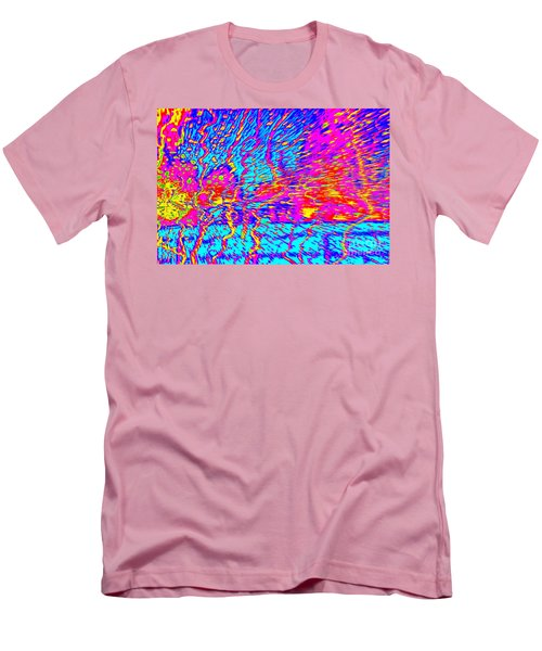 Cosmic Series 021 Men's T-Shirt (Athletic Fit)