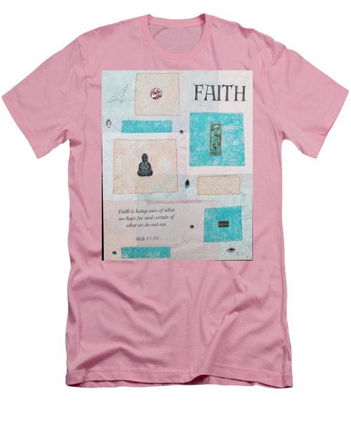 Faith Men's T-Shirt (Athletic Fit)