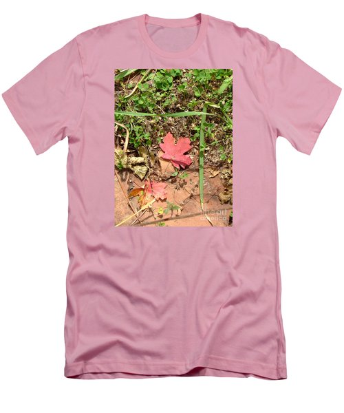 Fall Colors 6342 Men's T-Shirt (Slim Fit) by En-Chuen Soo