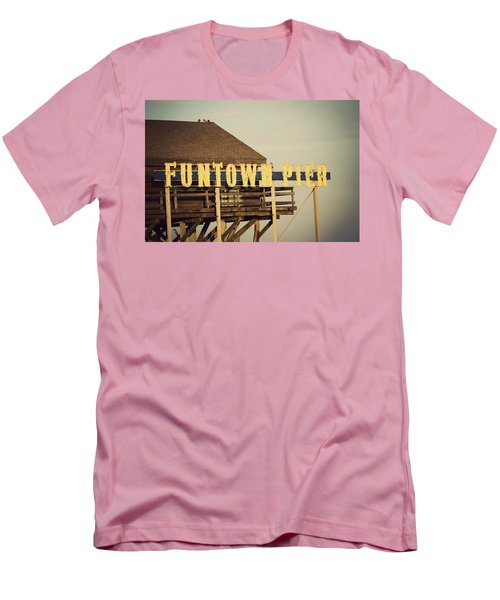 Funtown Vintage Men's T-Shirt (Athletic Fit)
