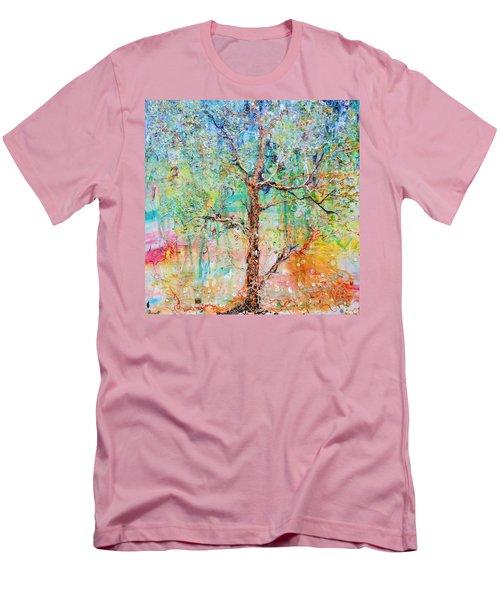 Genome Men's T-Shirt (Athletic Fit)