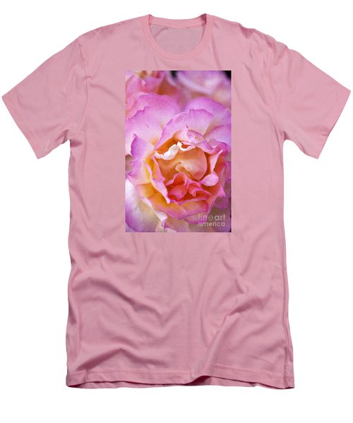 Men's T-Shirt (Slim Fit) featuring the photograph Glow From Within by David Millenheft