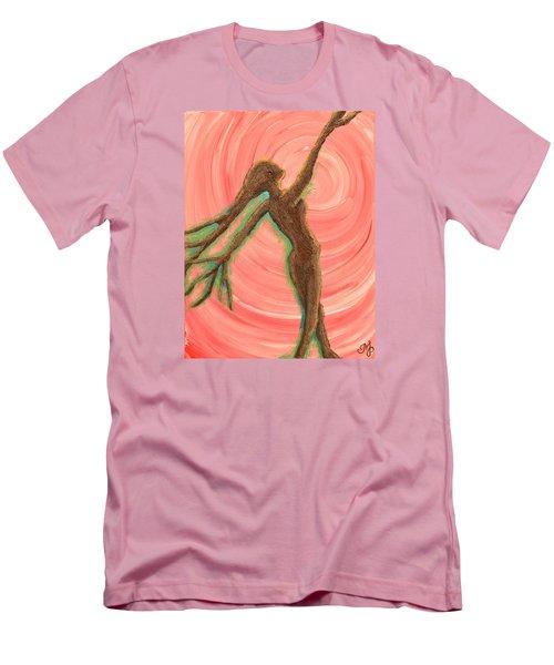 Growing Pulse Men's T-Shirt (Athletic Fit)