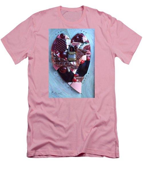 Guard Your Heart Men's T-Shirt (Athletic Fit)
