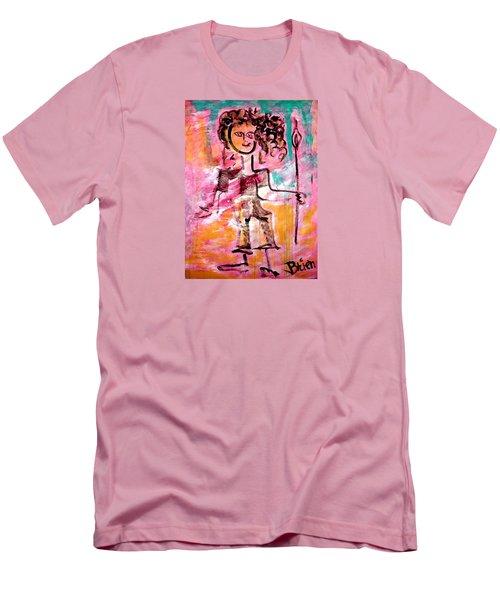 I Am An Artist Men's T-Shirt (Athletic Fit)