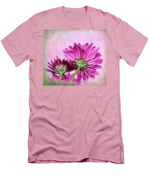In Reverse Men's T-Shirt (Slim Fit) by Judy Vincent