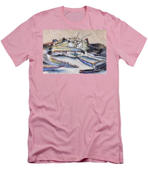 Jimmy Men's T-Shirt (Slim Fit) by Stan Tenney