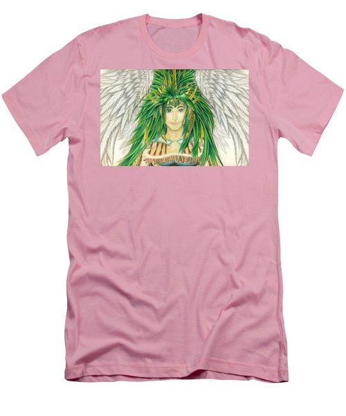 King Crai'riain Portrait Men's T-Shirt (Slim Fit)