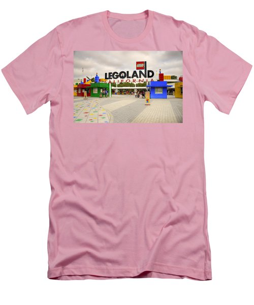 Legoland California Men's T-Shirt (Athletic Fit)