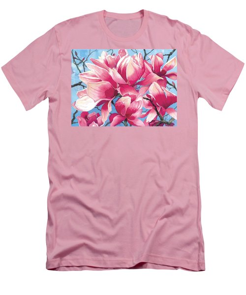 Magnolia Medley Men's T-Shirt (Athletic Fit)