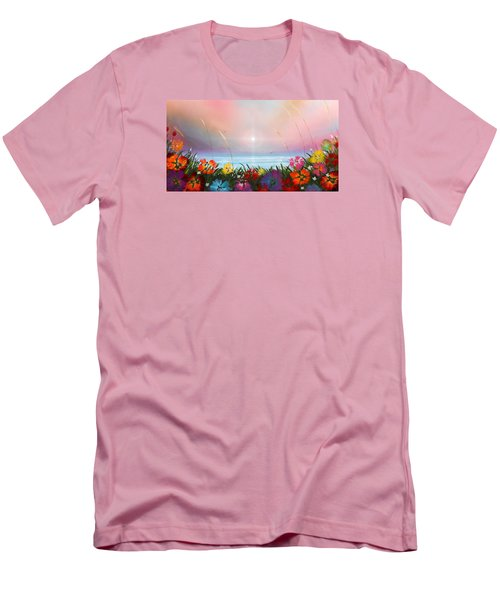 Marflo 3 Men's T-Shirt (Slim Fit) by Angel Ortiz