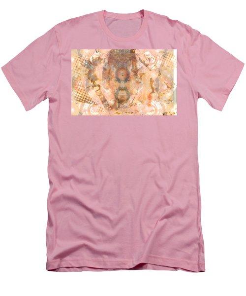 Melting Mer Tribe Men's T-Shirt (Slim Fit) by Deprise Brescia