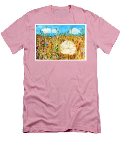Montana Hike Men's T-Shirt (Slim Fit) by C Sitton