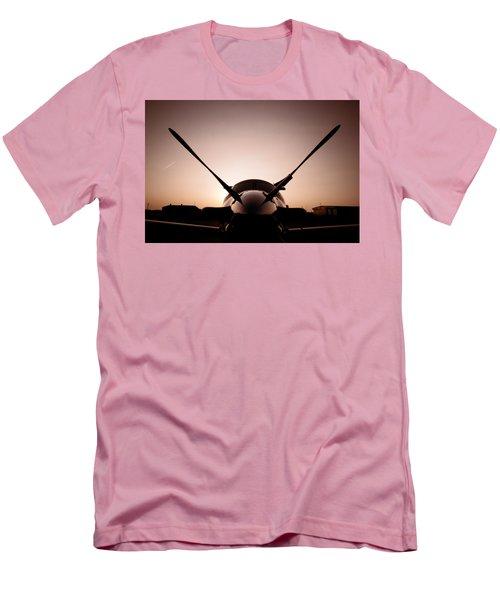 Morning Mercy Men's T-Shirt (Slim Fit) by Paul Job