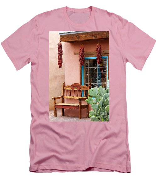 Old Town Albuquerque Shop Window Men's T-Shirt (Athletic Fit)