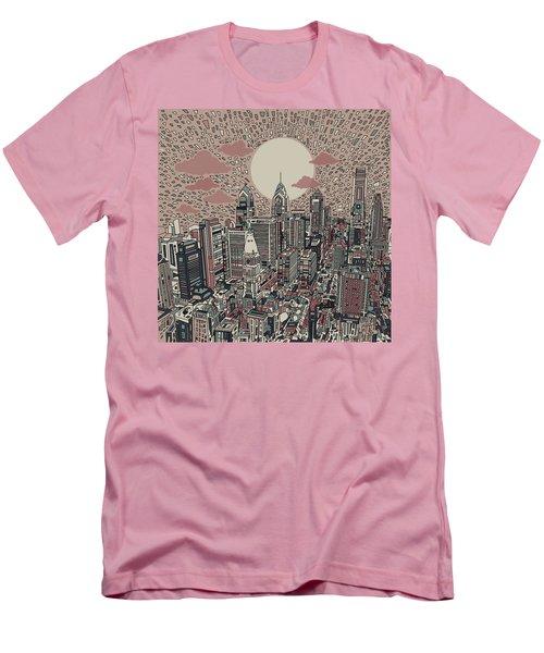 Philadelphia Dream 3 Men's T-Shirt (Athletic Fit)