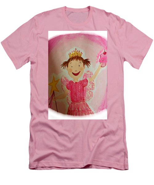 Pinkalicious Men's T-Shirt (Athletic Fit)