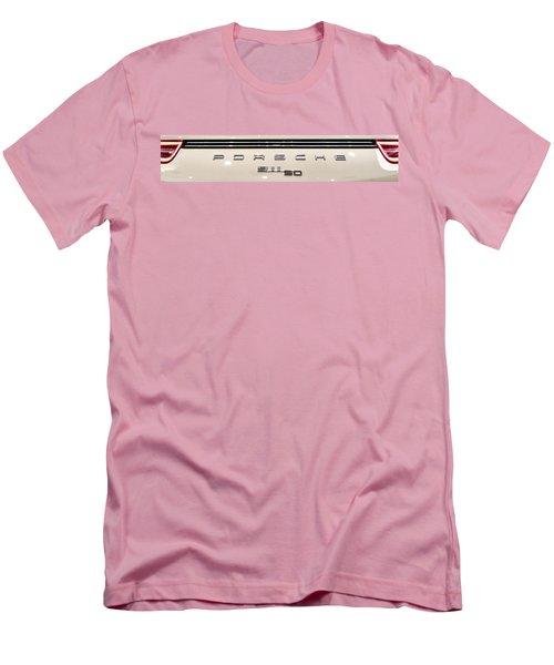 Porsche 50th Anniversary Rear Badge Men's T-Shirt (Athletic Fit)
