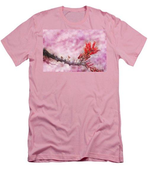Prickly Beauty Men's T-Shirt (Slim Fit) by Erika Weber