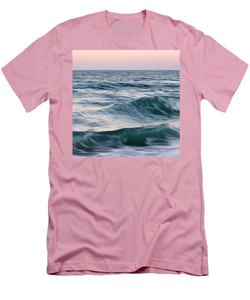 Salt Life Square 2 Men's T-Shirt (Slim Fit) by Laura Fasulo