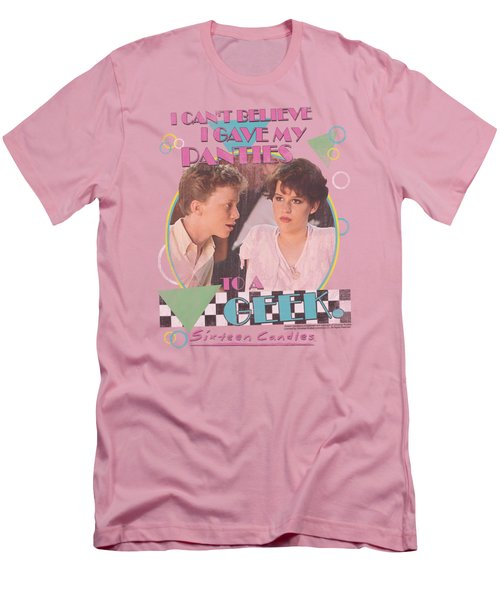Sixteen Candles - Panties Men's T-Shirt (Athletic Fit)