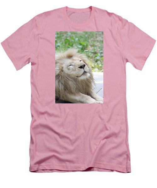Smile Men's T-Shirt (Slim Fit)